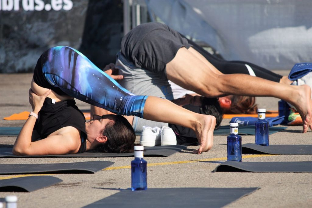 Big yoga - Agencia Rider