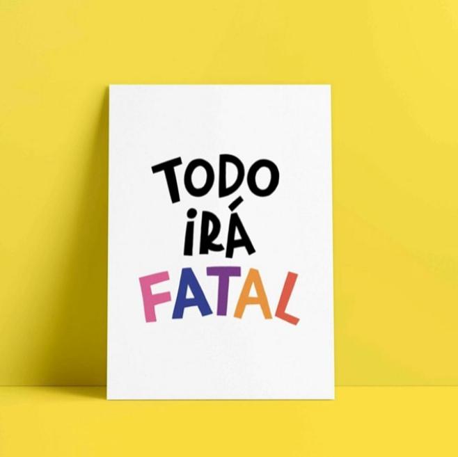 Todo irá fatal - Júlia Solans
