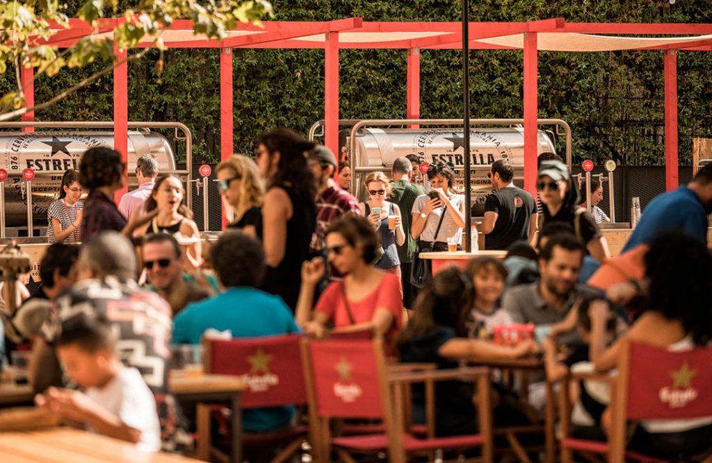 Festes de La Mercè, Barcelona