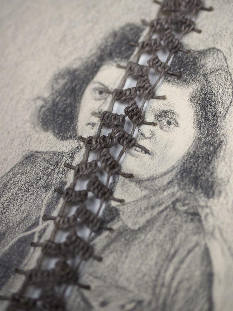Martina Tarabal - Llapis + fil de paper