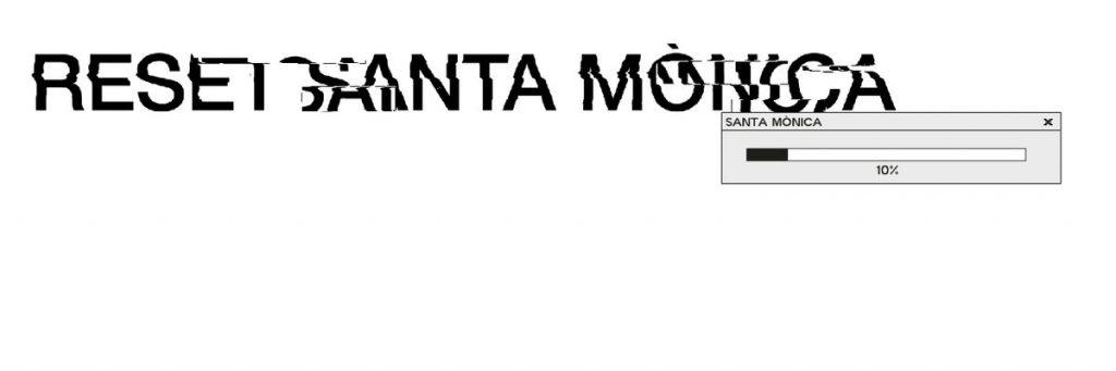 Reset Santa Mònica - Laia Guarro
