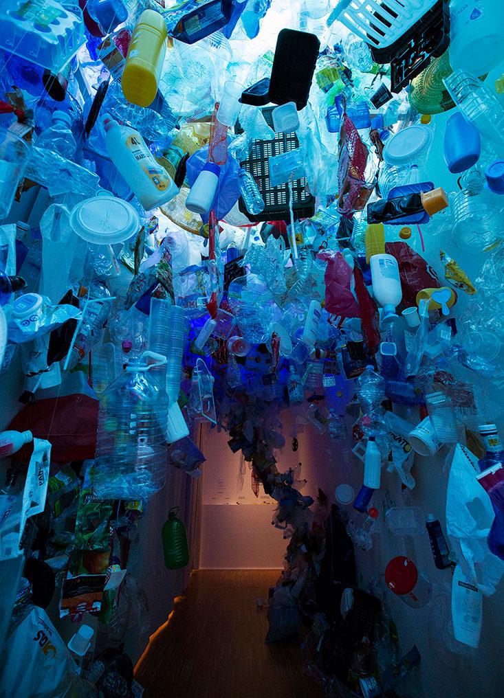"""Exposició """"Plàstic"""" del Museu de la Vida Rural, Fundació Carulla"""