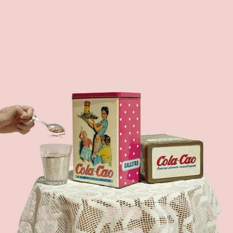 Cola-Cao - Zombie Graphics